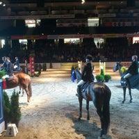 Photo taken at Tallinn International Horse Show by Helen K. on 10/9/2011