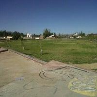 Photo taken at Plaza Ovalada by Juan Pablo S. on 3/20/2011
