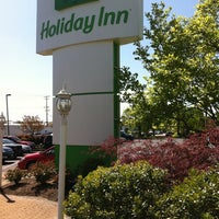 Photo taken at Holiday Inn Columbia East-Jessup by Ric A. on 4/9/2012