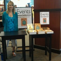 Photo taken at Barnes & Noble by Dianne F. on 8/4/2012