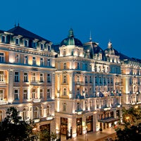 Photo taken at Corinthia Hotel Budapest by Corinthia Hotel Budapest on 10/2/2014
