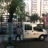 Photo taken at Ekoda Balkon Camlama Ve PVC Sistemleri by Fatih S. on 12/31/2014