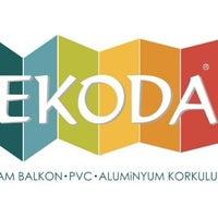 Photo taken at Ekoda Balkon Camlama Ve PVC Sistemleri by Fatih S. on 6/30/2014