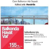 Photo taken at Ekoda Balkon Camlama Ve PVC Sistemleri by Fatih S. on 7/14/2014