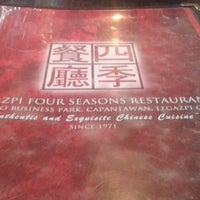 Photo taken at Legazpi Four Seasons Restaurant by Leo R. on 10/3/2017
