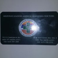 Photo taken at The Marijuana Doctor by Marie S. on 1/25/2014