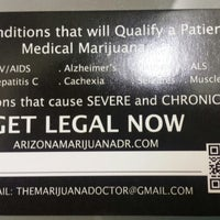 Photo taken at The Marijuana Doctor by Marie S. on 11/7/2013