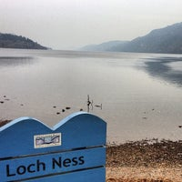 Photo taken at Loch Ness by Jean-Baptiste L. on 3/4/2013
