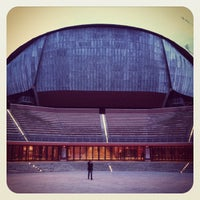 Photo taken at Auditorium Parco della Musica by Dario P. on 3/14/2013