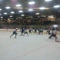 Photo taken at Kent Freeman Arena by Riley M. on 2/3/2013