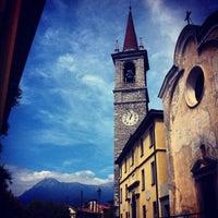 Photo taken at Varenna by Efim on 9/18/2012