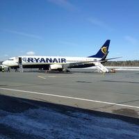Снимок сделан в Lappeenranta Airport (LPP) пользователем сергей б. 3/31/2013