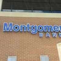 Photo taken at Montgomery Bank by Imza on 6/3/2013