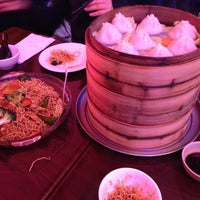 Photo taken at Shanghai Café Deluxe by Brian E. on 1/23/2013