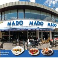 Photo taken at Mado by Kemal Y. on 5/6/2013