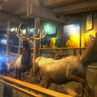 Photo taken at Jackson Visitor Center by Kumaran A. on 11/29/2014