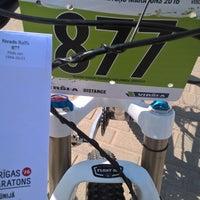 Photo taken at SEB MTB Maratons 2.posms by Ralfs S. on 5/8/2016