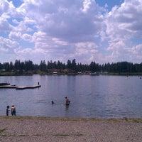 Photo taken at Clear Lake Resort by Jonathon T. on 8/5/2013