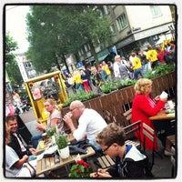 Photo taken at Café De Groene Vlinder by Fred V. on 8/19/2013
