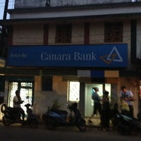Photo taken at Canara Bank by Alexander 😎 F. on 12/28/2012