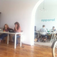 Photo taken at Apparat HQ by Mary on 7/17/2013