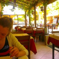 Photo taken at Napoleon Restaurant by Lena L. on 5/24/2013
