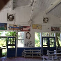 Photo taken at Camp Sussex by Petrona Z. on 8/16/2015