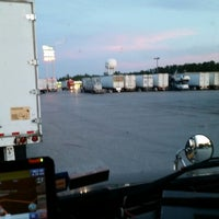Photo taken at Spaceway Truck Plaza by Gregory J. on 8/27/2014