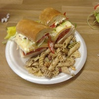 Photo taken at Toms Old Fashioned Italian Deli by Aaron H. on 5/16/2013