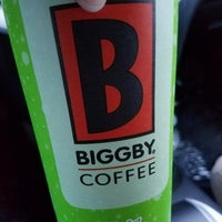 Photo taken at BIGGBY COFFEE by Heather H. on 1/23/2017