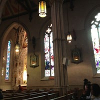Photo taken at St. Michael's Cathedral by Alina D. on 1/20/2013