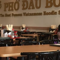 Photo taken at Pho Dau Bo Restaurant by Alina D. on 12/7/2014