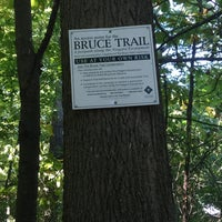 Photo taken at Bruce Trail Access by Alina D. on 9/25/2016