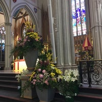 Photo taken at St. Michael's Cathedral by Alina D. on 4/22/2017