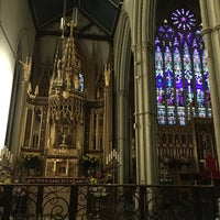 Photo taken at St. Michael's Cathedral by Alina D. on 4/16/2017