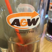Photo taken at A&W by Alina D. on 6/3/2016