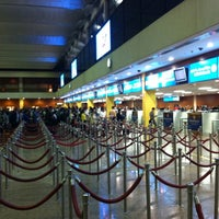 Photo taken at Passport Control by Cédric Q. on 10/28/2012