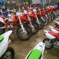 Photo taken at Westfield Yamaha by Jared B. on 1/27/2015