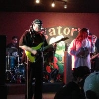 Photo taken at Gators Bar & Grill 3 by Shelly on 2/16/2013