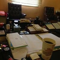Photo taken at مكتبي My Office by HELMI on 9/2/2013