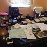 Photo taken at مكتبي My Office by HELMI on 10/22/2013