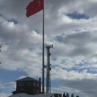 Photo taken at Cıbıl Tepe by Ayla A. on 2/28/2016