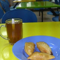 Photo taken at AIKOL Cafeteria by Crazzie M. on 1/29/2013