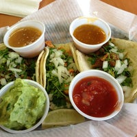 Photo taken at Taco Shop Mexican Grill by Ally N. on 1/7/2013