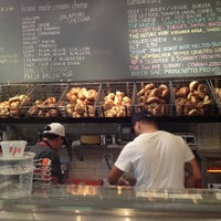 Photo taken at Tompkins Square Bagels by Justin on 11/17/2012