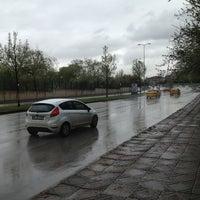 4/16/2013にSule L.がİnönü Bulvarıで撮った写真