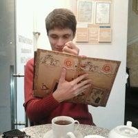 Photo taken at Gelato Chocolate by Валерия В. on 10/26/2012