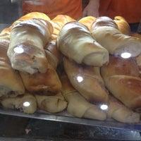 Photo taken at Panaderia y Pasteleria Alianza by Carmen R. on 12/9/2012