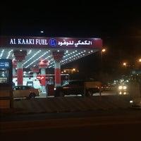 Photo taken at محطة الكعكيه (1) by Faisal B. on 1/3/2018