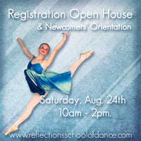 Photo taken at Reflections School Of Dance by Reflections School Of Dance on 8/20/2013